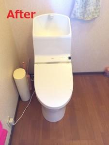 岩槻区トイレ交換工事