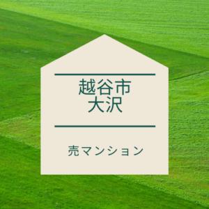 【売マンション】ライオンズマンション越谷大沢4LDK